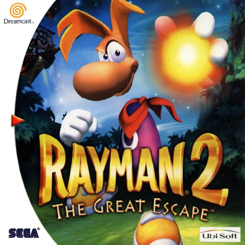Videos e imágenes de Rayman - Página 5 142-Rayman_2_The_Great_Escape-1