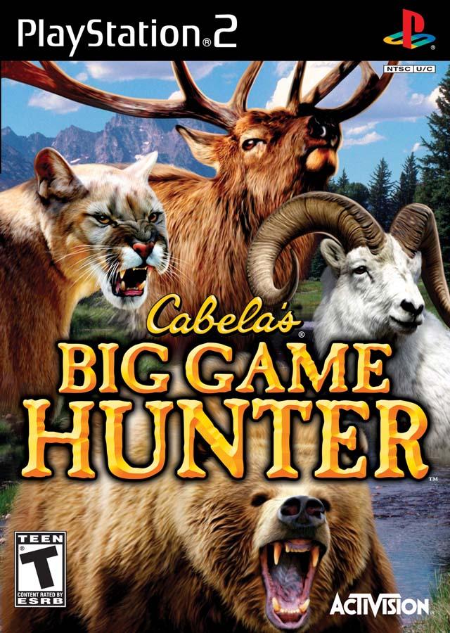 Cabela S Big Game Hunter Usa Iso