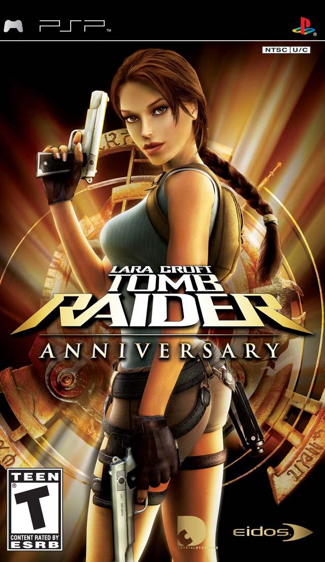 play tomb raider anniversary online