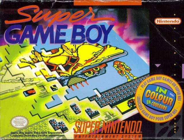 Super Game Boy World Rom