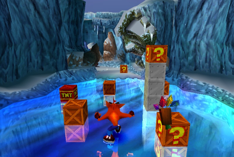 Crash bandicoot 3 warped (usa) psx / sony playstation iso.