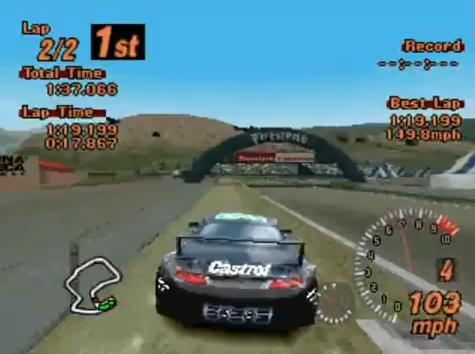 Download PSX Emulador de PS1 + Gran Turismo 2 [ SIMULATION MODE ]     PC