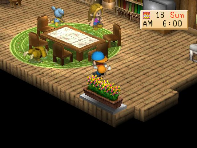 MF Link : Harvest Moon Back To Nature Bahasa Indonesia for PC (ISO)