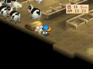 Screenshot Thumbnail  / Media File 9 for Harvest Moon - Back to Nature [U]