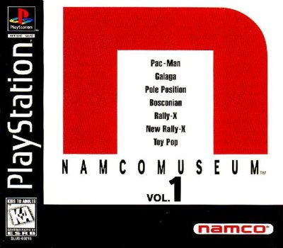 Namco Museum Vol 1 Ntsc U Iso