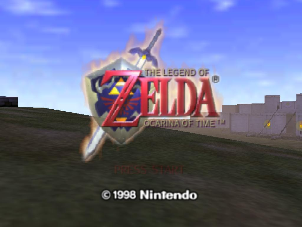 39915 Legend of Zelda, The   Ocarina of Time (USA) 50 Kitty Lea Nude And Full Frontal Hotness