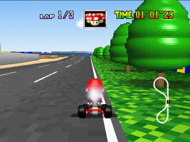 mario kart n64  download