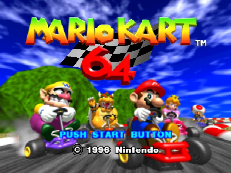 play mario kart 64 online free without downloading