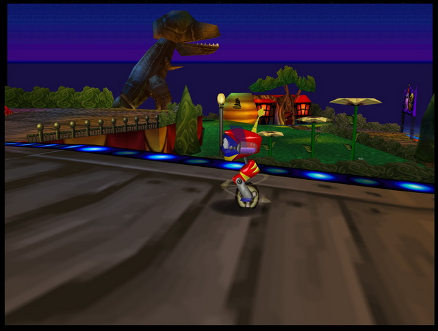 Rocket Robot on Wheels best n64 games