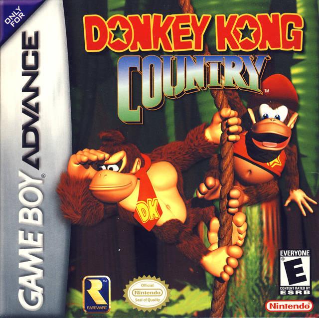 Donkey Kong Country Donkey Kong Country (U...
