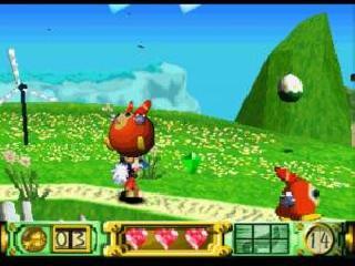 Screenshot Thumbnail  / Media File 1 for Klonoa - Door to Phantomile (U)