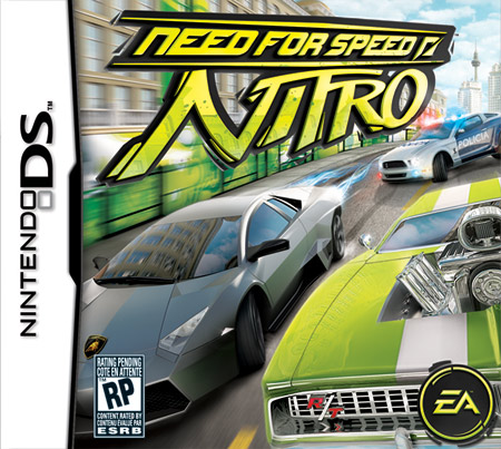 Need for Speed Nitro DS