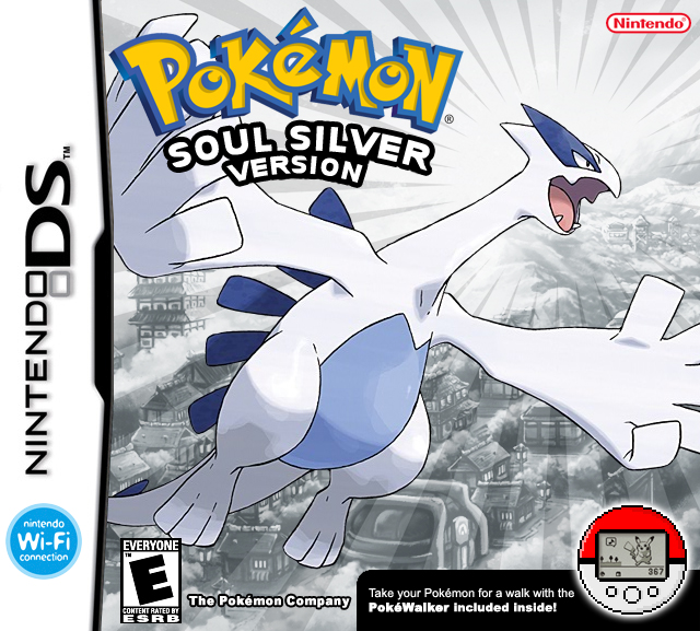 pokemon soul silver english rom for no gba