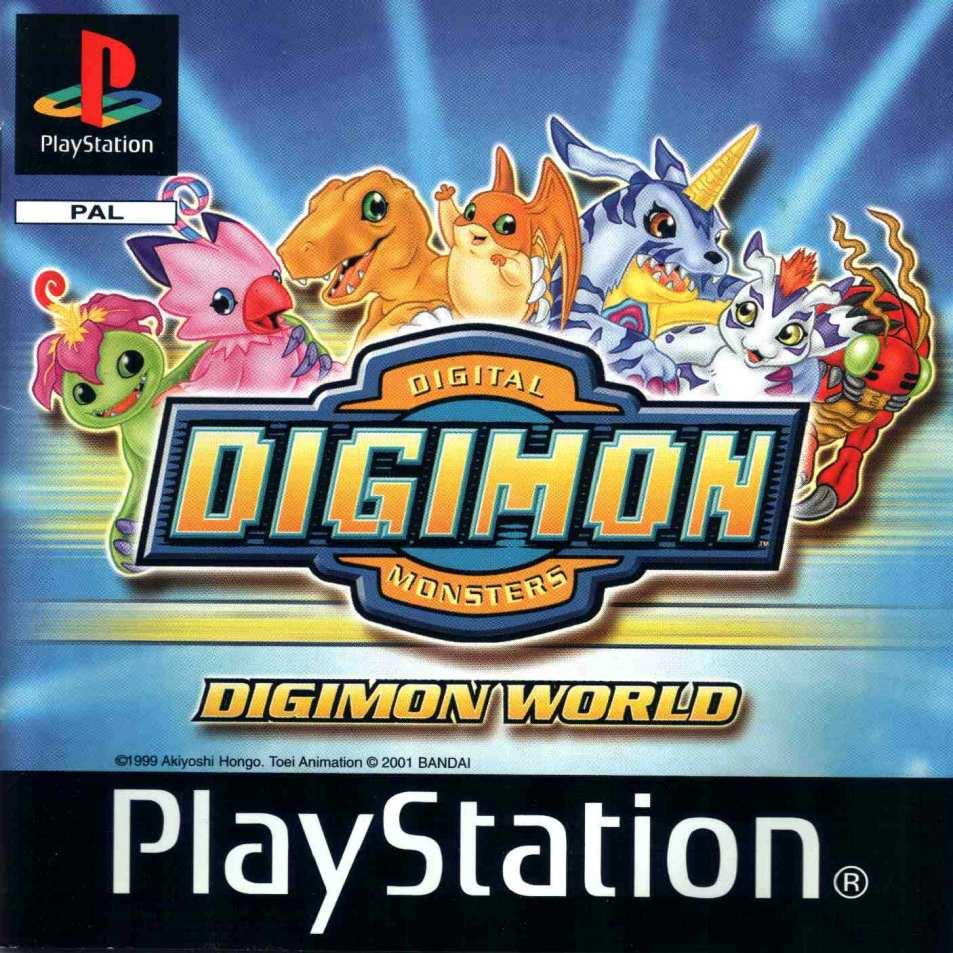 Digimon World G Iso