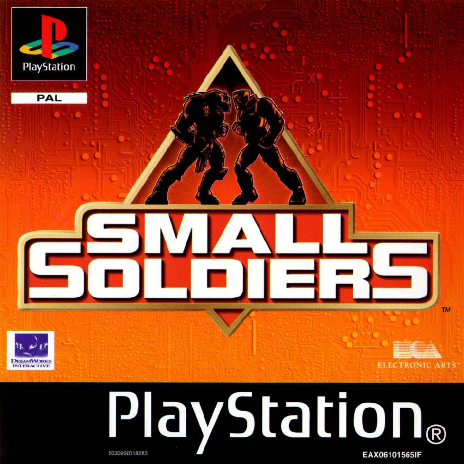 small soldiers game