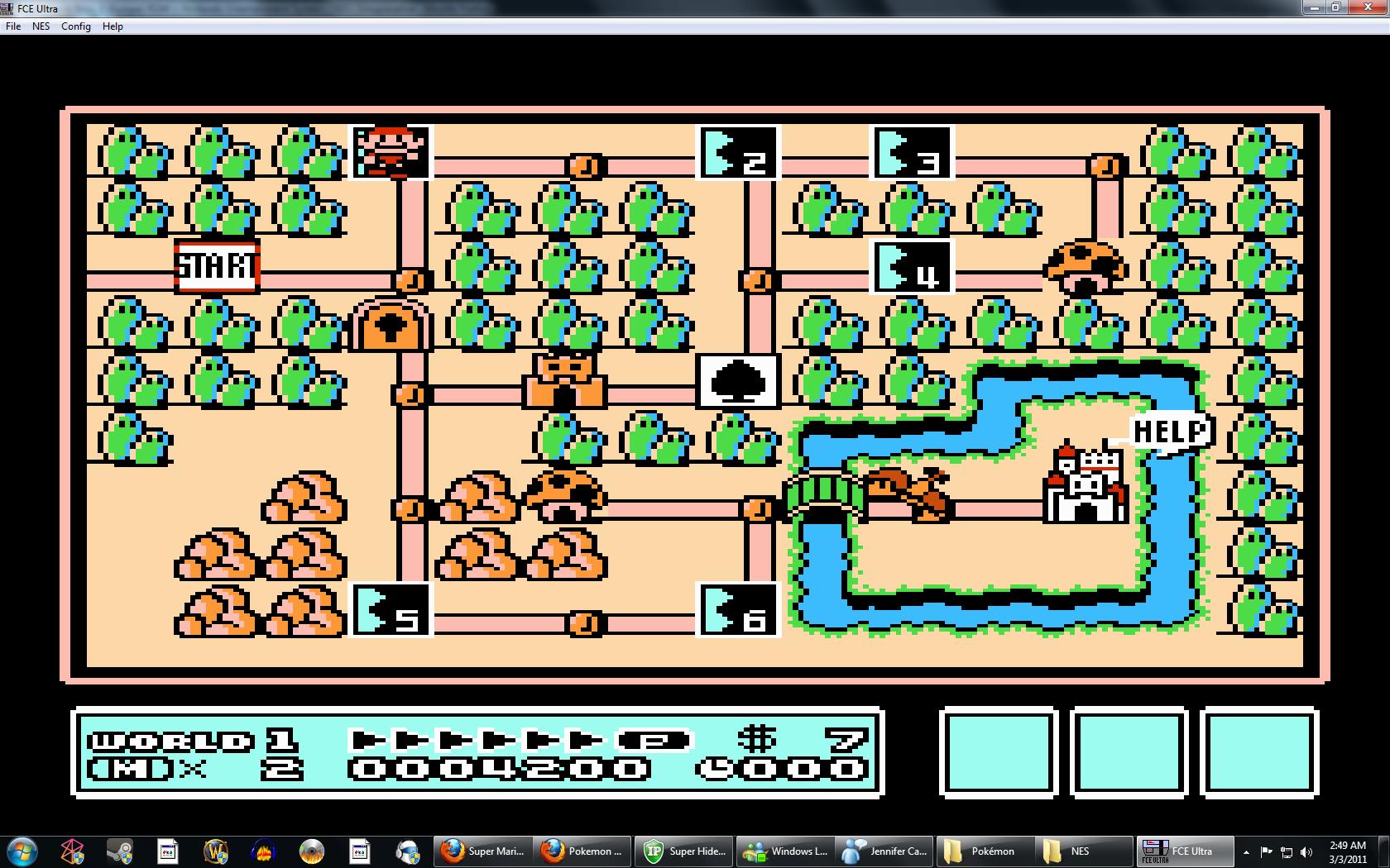 Super Mario Bros 3 Japan Rom