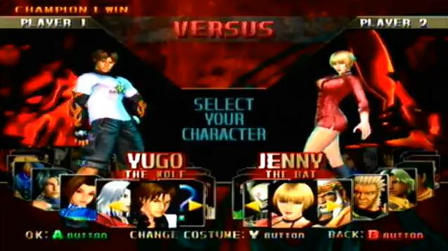 Bloody roar 2: bringer of the new age tfg review.