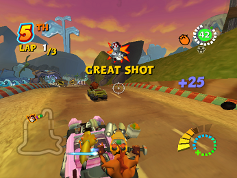 Crash Team Racing: Crash Kart Team Racing Ps1 Download