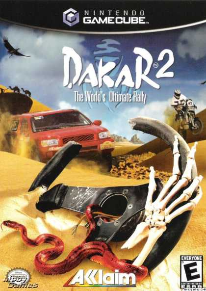 Download Dakar 2 The Worlds Ultimate Rally Torrent PS2 2003