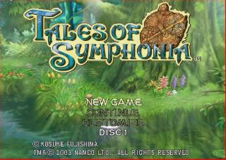 tales of symphonia casino paradise mode