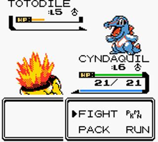 Pokémon Or & Argent | GBC 67964-Pokemon_-_Gold_Version_(USA,_Europe)-8-thumb