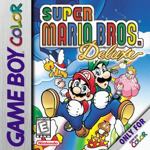 gameboy mario