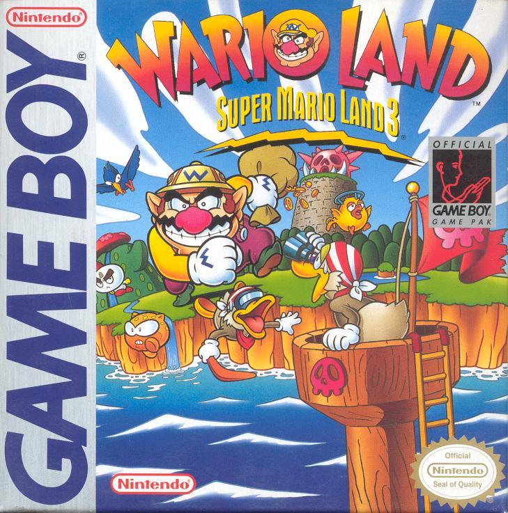 Test Super Mario Land 3 (Warioland) Gameboy 69914-Wario_Land_-_Super_Mario_Land_3_(World)-2