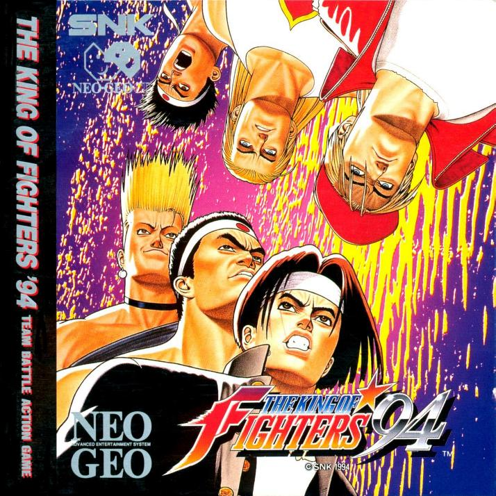 King of Fighters 94 - NEO GEO