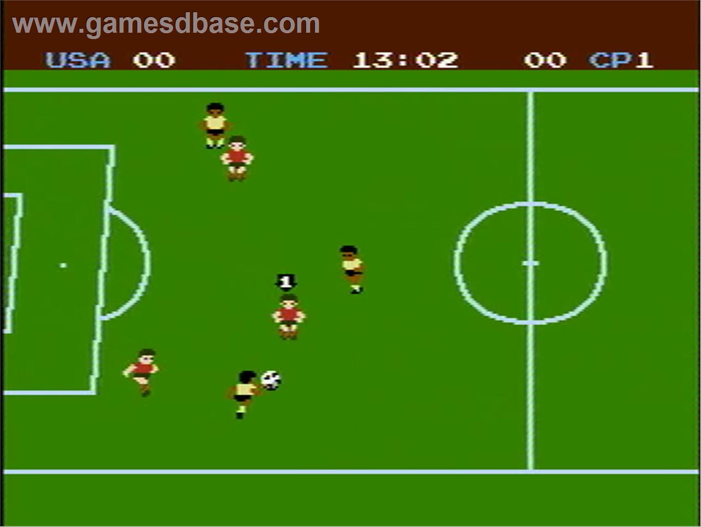 Nes Fußball