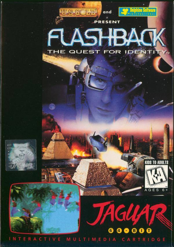 the quest for identity Flashback: the quest for identity in the united states, is a 1992 science fiction cinematic platform game play flashback: the quest for identity online.